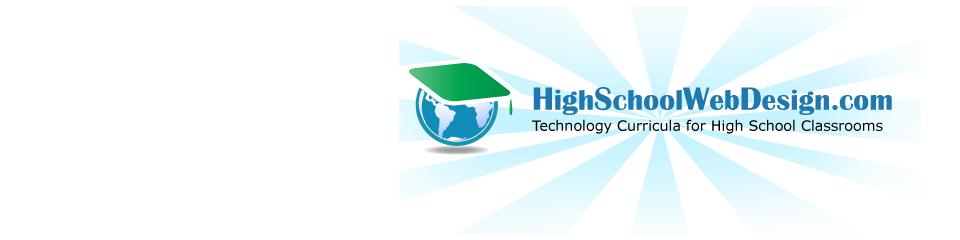 High School Web Design logo