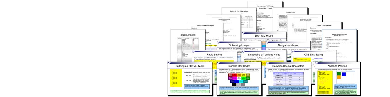 Sample Web Design Curriculum Slides Images
