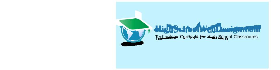 High School Web Design logo